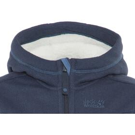 Jack Wolfskin Navajo Valley Fleece Jacket Kids night blue